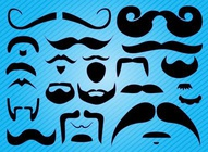 Mustaches Beards