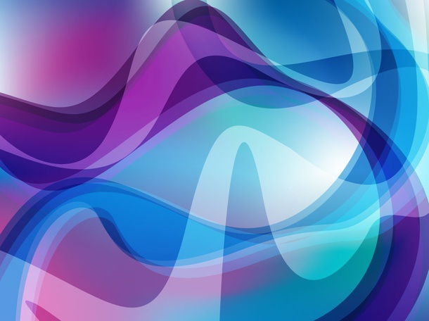 Beautiful Swirls Vector