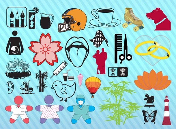 Clip Art Variety Collection
