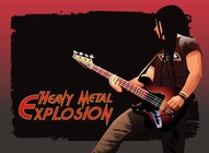 Metal Bass Player