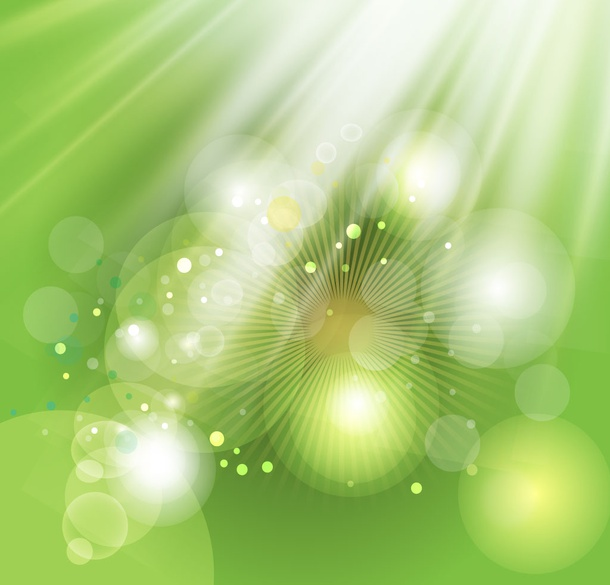 Green Light Vector Tile