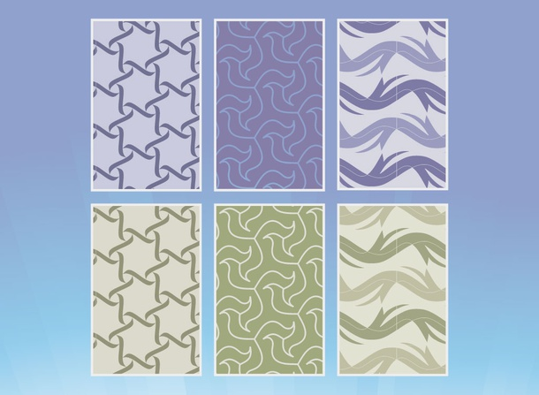 Stylish Vector Patterns