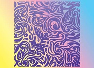 Swirling Background Pattern