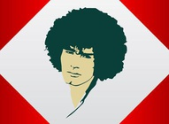 Tim Buckley Portrait