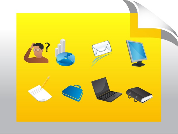 Business Application Icons