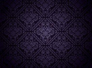 Purple Decorative Vector Pattern