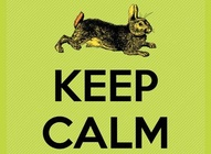 Keep Calm Easter