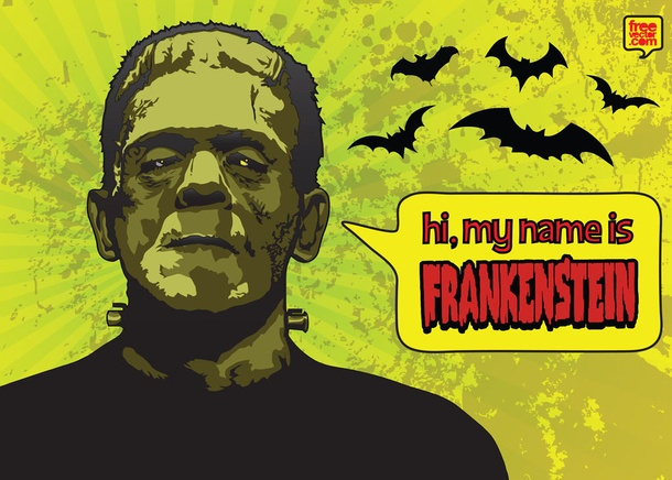 My Name Is Frankenstein