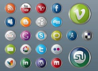 Social Website Icons
