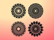 Tribal Decoration Graphics