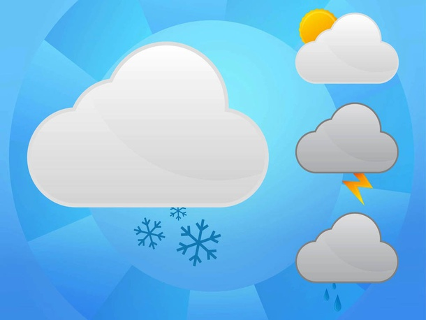 Weather Icons Vectors