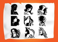Hairdressing Vectors