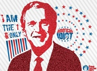 George Bush American Idiot