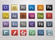 Adobe Icons CS5