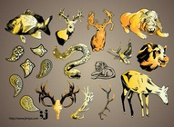 Wildlife Illustrations