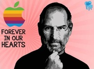 Steve Jobs In Our Hearts