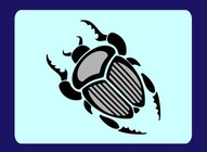 Scarab Graphic