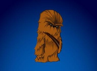Chewbacca Graphics