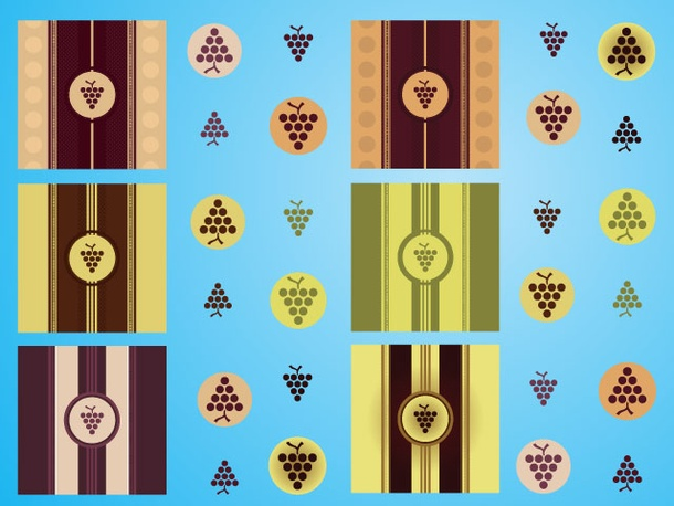 Wine Packaging Designs.