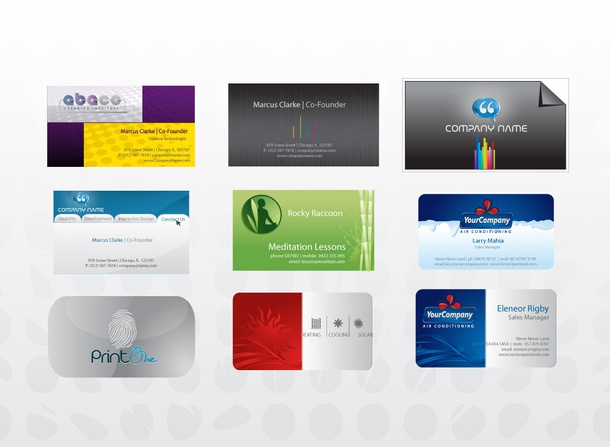 Company Card Bundle