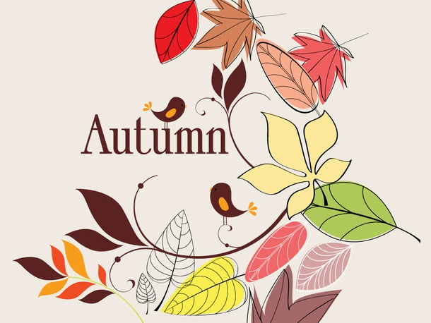 Autumn Nature Background