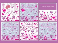 Valentine Card Layouts