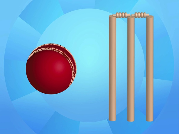 Cricket Gear Vector