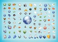 Web Icons Mixed Bundle