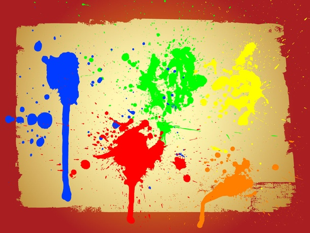 Paint Splash Pack