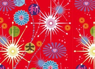 Colorful Chinese Pattern