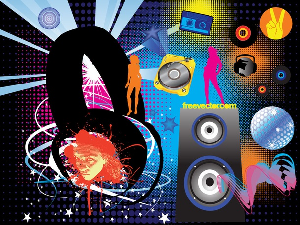 Club Graphic Elements
