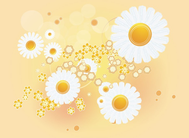 Summer Flower Design