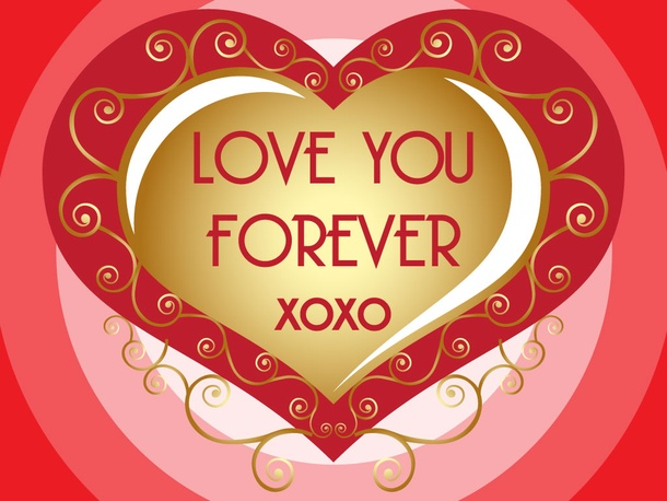 Love Forever Graphics