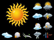 Weather Conditions Vectors
