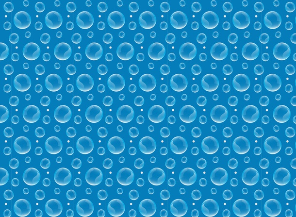 Water Bubbles Vector