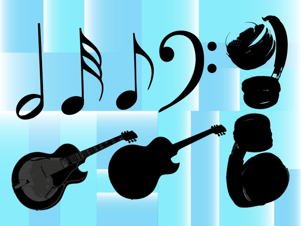Music Mix Vectors