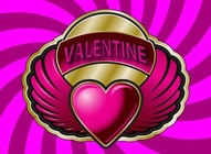 Winged Valentine