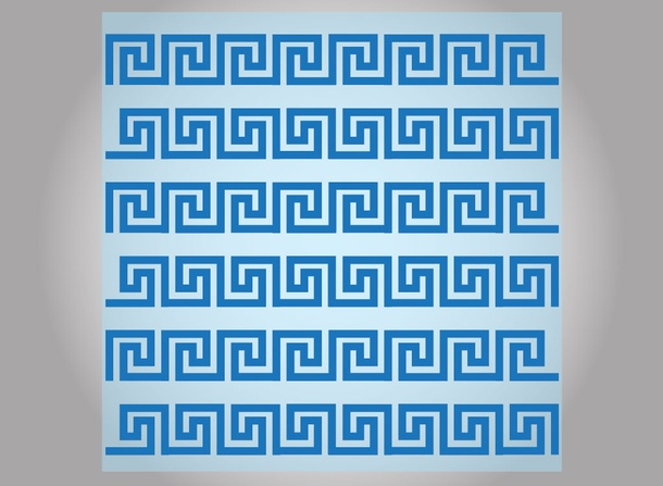 Greek Background Pattern