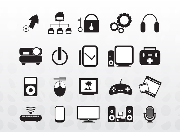 Device Icon Vectors