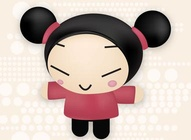 Pucca Cartoon Image