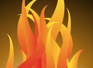 Fire Gradient Graphics