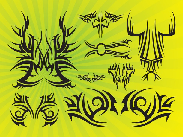 Celtic Tribal Designs