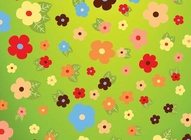 Fresh Flowers Pattern