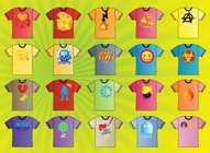 T-Shirt Template Graphics