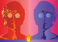 Pop Art John Lennon