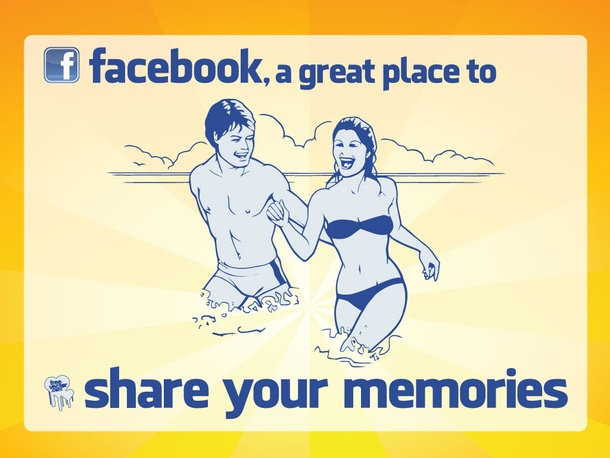 Facebook Share Memories
