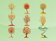 Autumn Tree Graphics