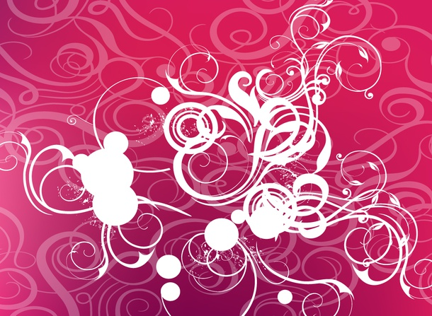 Filigree Background