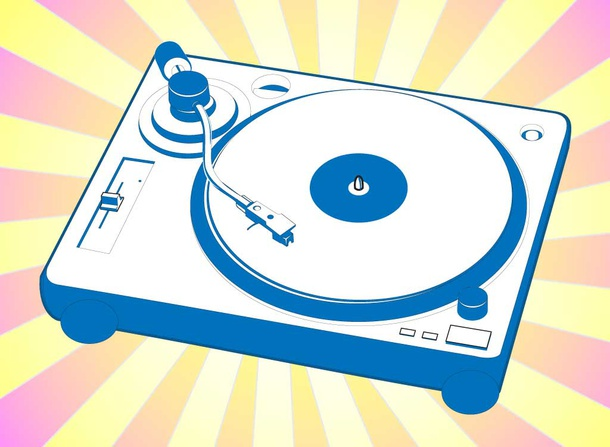 Turntable Graphics