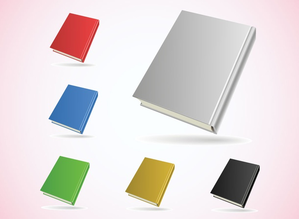 Book Icon Set